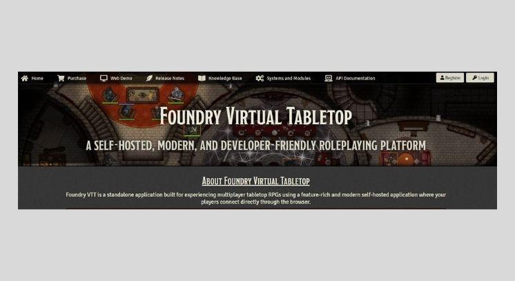 5etools with Foundry VTT